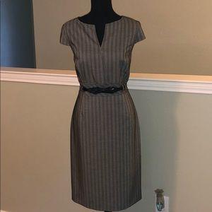 Antonio Melani Cap sleeved dress